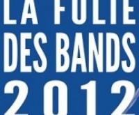Folie des bands2012