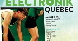 Piknic Électronik- Québec