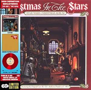 Star Wars Christmas Album: Christmas In The Stars (Limited Edition)