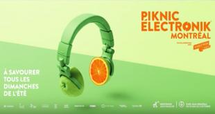 PIKNIC ÉLECTRONIK - PROGRAMMATION 2016