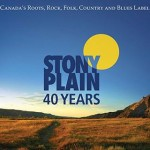 #16- v/a anglo - 40 Years of Stony Plain