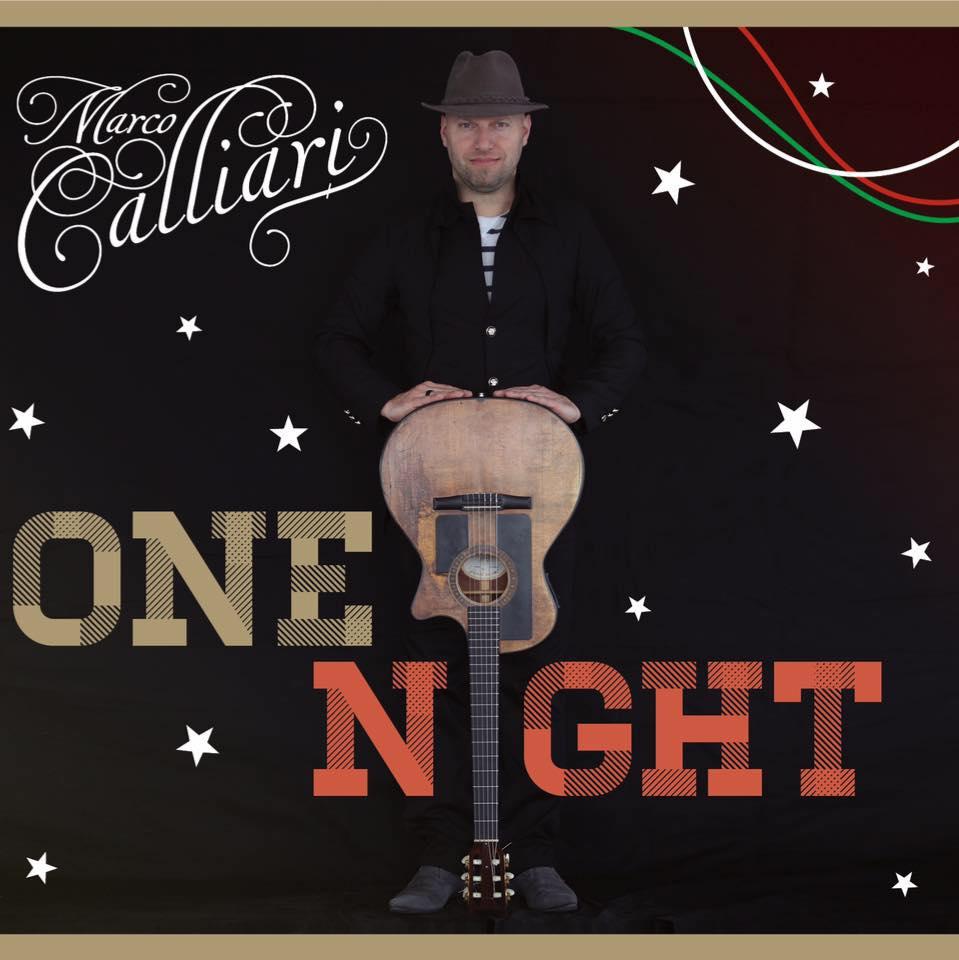 Marco Calliari – One Night (DVD + CD)
