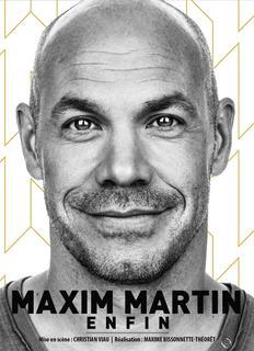Résultats de recherche d'images pour « images Maxim Martin (Spectacle Humour) - Enfin (2016) »