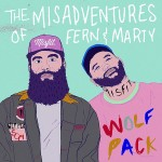 Social Club Misfits - Misadventures of Fern & Marty