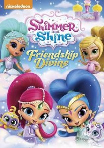 Shimmer and Shine - Freindship Divine