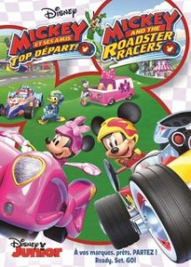 Mickey & The Roadster Racers Vol 1