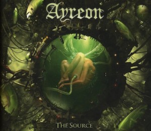 Ayreon - The Source (CD/DVD)