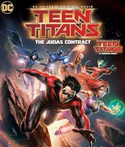 DCU - Teen Titans - The Judas Contract