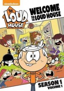 The Loud House Season 1 Vol. 1
