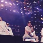 Backstreet-Boys -  Scène Bell FEQ 9 juillet 2017