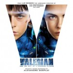 B.O.F. (Alexandre Desplat) - Valerian and the city of a thousand planets