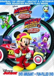 Mickey Roadster Racers Start Your Engines