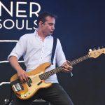 Frank Turner & The Sleeping Souls sur la scène Bell du FEQ - 9 juillet 2018