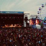 Still Insane sur la scène Loto-Québec du Festivent - 3 août 2018