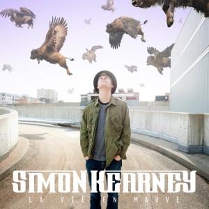 Simon Kearney - La vie en mauve