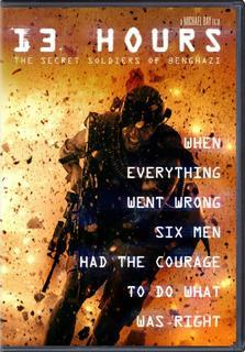 13 heures - Le secret des soldats de Benghazi