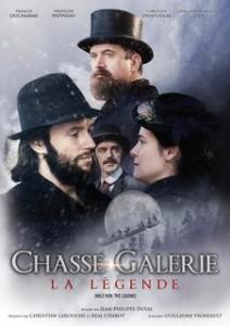 Chasse-galerie - La légende