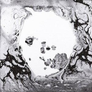 Radiohead - A Moon Shaped Pool (Sorite physique)