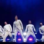 Backstreet Boys - Scène Bell FEQ 9 juillet 2017
