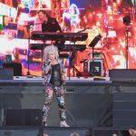 Cyndi Lauper sur la scène Bell du FEQ - 13 juillet 2018