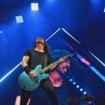Foo Fighters sur la scène Bell du FEQ - 9 juillet 2018