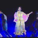 Lorde sur la scène Bell du FEQ - 13 juillet 2018