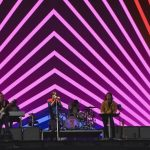 Phoenix sur la scène Bell du FEQ - 12 juillet 2018